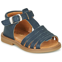 Παπούτσια Κορίτσι Σανδάλια / Πέδιλα GBB ATECA Μπλέ