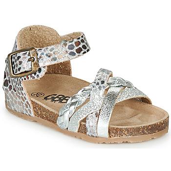 Παπούτσια Κορίτσι Σανδάλια / Πέδιλα GBB ALECTA Silver