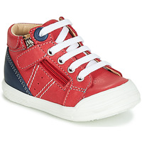 Παπούτσια Αγόρι Ψηλά Sneakers GBB ANATOLE Red