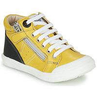 Παπούτσια Αγόρι Ψηλά Sneakers GBB ANATOLE Yellow