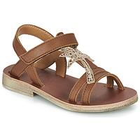 Παπούτσια Κορίτσι Σανδάλια / Πέδιλα GBB SAPELA Brown