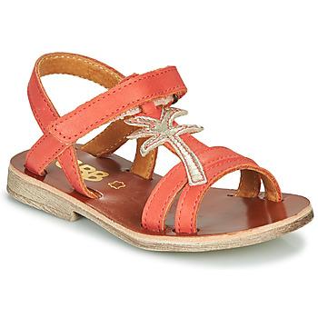 Παπούτσια Κορίτσι Σανδάλια / Πέδιλα GBB SAPELA Corail