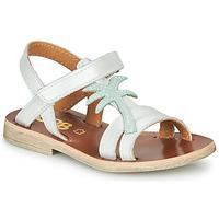 Παπούτσια Κορίτσι Σανδάλια / Πέδιλα GBB SAPELA Άσπρο