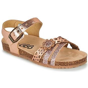 Παπούτσια Κορίτσι Σανδάλια / Πέδιλα GBB PANORA Ροζ / Χρυσο