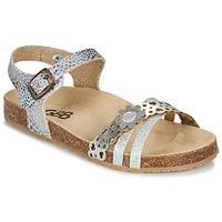 Παπούτσια Κορίτσι Σανδάλια / Πέδιλα GBB PANORA Silver