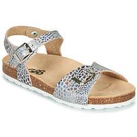 Παπούτσια Κορίτσι Σανδάλια / Πέδιλα GBB PIPPA Silver