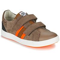 Παπούτσια Αγόρι Χαμηλά Sneakers GBB AVEDON Brown