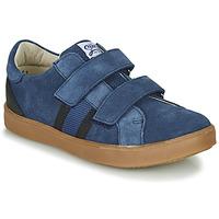 Παπούτσια Αγόρι Χαμηλά Sneakers GBB AVEDON Μπλέ