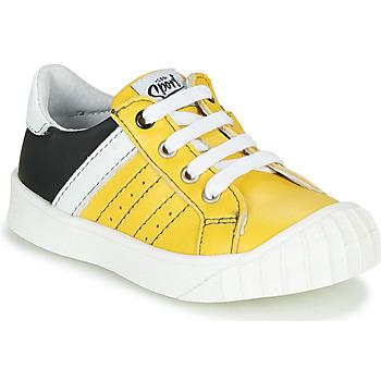 Παπούτσια Αγόρι Χαμηλά Sneakers GBB LINNO Yellow