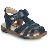 Παπούτσια Αγόρι Σανδάλια / Πέδιλα GBB LUCA Μπλέ