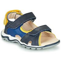 Παπούτσια Αγόρι Σανδάλια / Πέδιλα GBB DIMOU Μπλέ