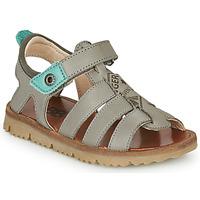 Παπούτσια Αγόρι Σανδάλια / Πέδιλα GBB PATHE Grey