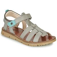 Παπούτσια Αγόρι Σανδάλια / Πέδιλα GBB PATHE Grey / Μπλέ