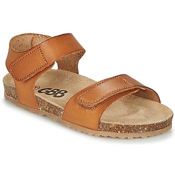 Παπούτσια Αγόρι Σανδάλια / Πέδιλα GBB KIPILO Brown