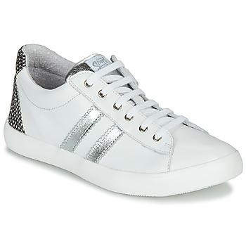 Xαμηλά Sneakers GBB MAPLUE ΣΤΕΛΕΧΟΣ: Δέρμα & ΕΠΕΝΔΥΣΗ: Δέρμα & ΕΣ. ΣΟΛΑ: Δέρμα & ΕΞ. ΣΟΛΑ: Καουτσούκ