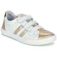 Παπούτσια Κορίτσι Χαμηλά Sneakers GBB MADO Orange