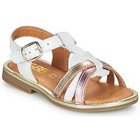 Παπούτσια Κορίτσι Σανδάλια / Πέδιλα GBB EGEA Άσπρο