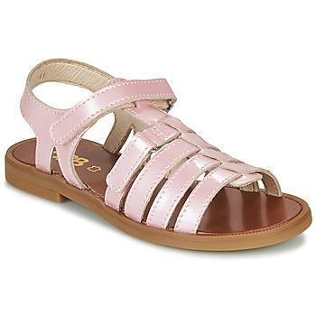 Παπούτσια Κορίτσι Σανδάλια / Πέδιλα GBB KATAGAMI Ροζ