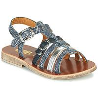 Παπούτσια Κορίτσι Σανδάλια / Πέδιλα GBB BANGKOK Μπλέ