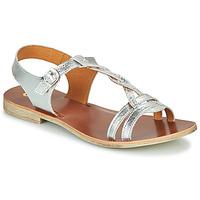 Παπούτσια Κορίτσι Σανδάλια / Πέδιλα GBB EUGENA Silver