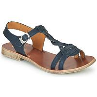 Παπούτσια Κορίτσι Σανδάλια / Πέδιλα GBB EUGENA Μπλέ