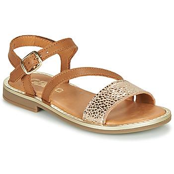 Παπούτσια Κορίτσι Σανδάλια / Πέδιλα GBB FANA Brown