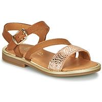 Παπούτσια Κορίτσι Σανδάλια / Πέδιλα GBB FANA Cognac