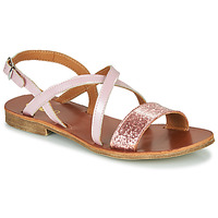 Παπούτσια Κορίτσι Σανδάλια / Πέδιλα GBB FAVOLA Ροζ