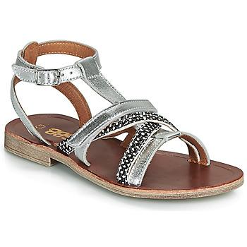 Παπούτσια Κορίτσι Σανδάλια / Πέδιλα GBB JULIA Silver