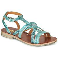 Παπούτσια Κορίτσι Σανδάλια / Πέδιλα GBB JULIA Μπλέ