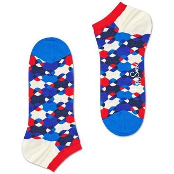 Αξεσουάρ Κάλτσες Happy Socks Diamond dot low sock Πολύχρωμο