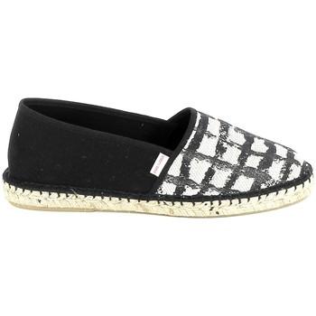 Παπούτσια Γυναίκα Εσπαντρίγια Pare Gabia PARE GABIA VP Mix Noir Blanc Black