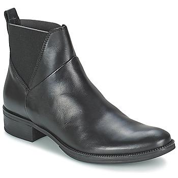 Παπούτσια Γυναίκα Μπότες Geox MENDI ST D Black