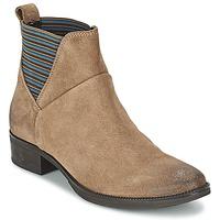 Παπούτσια Γυναίκα Μπότες Geox MENDI ST D Beige