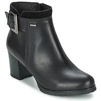 Παπούτσια Γυναίκα Μποτίνια Geox LISE Black