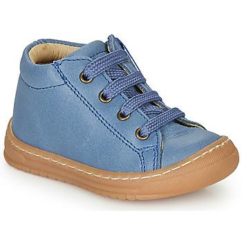 Παπούτσια Αγόρι Ψηλά Sneakers GBB HIPOTE Μπλέ