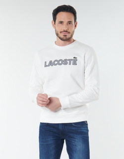 Υφασμάτινα Άνδρας Φούτερ Lacoste SH8632 Άσπρο
