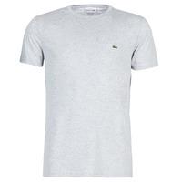 Υφασμάτινα Άνδρας T-shirt με κοντά μανίκια Lacoste TH6709 Grey