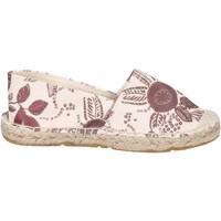 Παπούτσια Κορίτσι Εσπαντρίγια Manila Grace espadrillas tessuto Beige