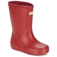 Παπούτσια Παιδί Μπότες βροχής Hunter KIDS FIRST CLASSIC Red