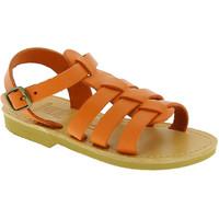 Παπούτσια Παιδί Σανδάλια / Πέδιλα Attica Sandals PERSEPHONE CALF ORANGE arancio