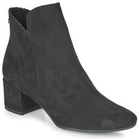Παπούτσια Γυναίκα Μποτίνια Tamaris CIKA Black