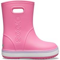 Παπούτσια Παιδί Μπότες βροχής Crocs Crocs™ Crocband Rain Boot Kid's  μικτός