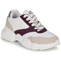 Παπούτσια Γυναίκα Χαμηλά Sneakers André BABETTE Ροζ