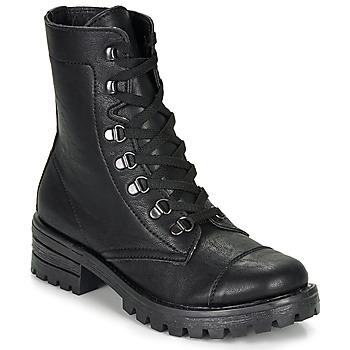 Παπούτσια Γυναίκα Μπότες André NIVA Black