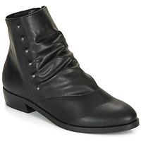 Παπούτσια Γυναίκα Μπότες André ELIPSE Black