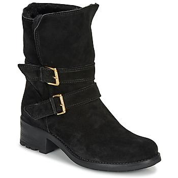 Παπούτσια Γυναίκα Μπότες André MAJOLIE Black