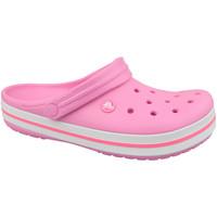 Παπούτσια Γυναίκα Σαμπό Crocs Crocband Rose