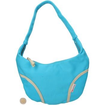 Τσάντες Γυναίκα Cabas / Sac shopping Superga celeste tela AF679 Blu