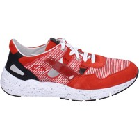 Παπούτσια Άνδρας Χαμηλά Sneakers Guardiani Αθλητικά BR650 το κόκκινο